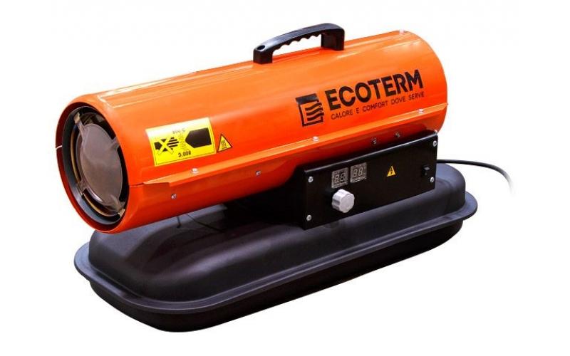 Дизельная тепловая пушка прямого нагрева Ecoterm DHD-204