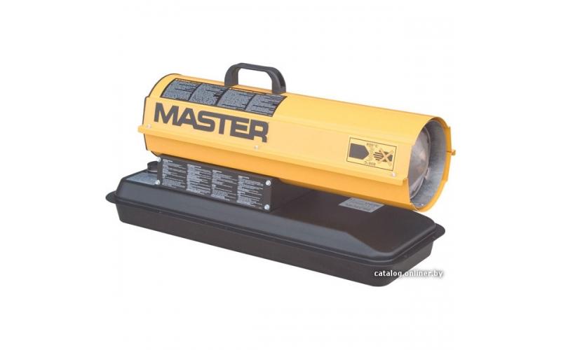 Дизельная тепловая пушка прямого нагрева Master B 360