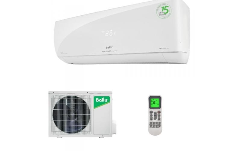 Сплит-система Ballu Серия Platinum Evolution DC inverter BSUI-09HN8
