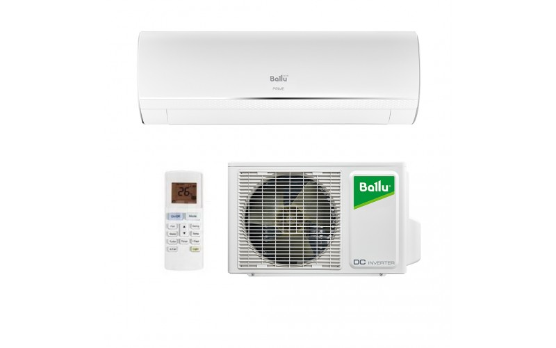 Сплит-система Ballu Prime DС Inverter BSPRI-07HN1