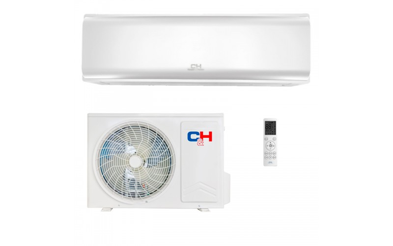 Сплит-система Cooper&Hunter Nordic Premium Inverter CH-S09FTXN-PW (белый)