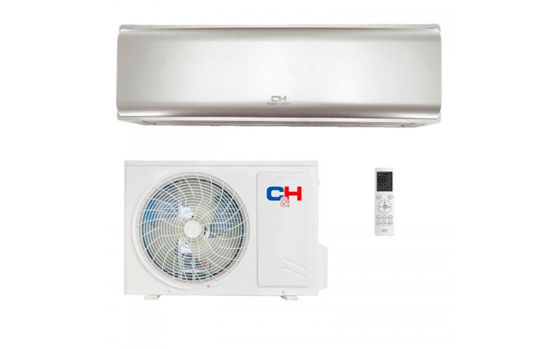 Сплит-система Cooper&Hunter Nordic Premium Inverter CH-S09FTXN-PS (серебристый)