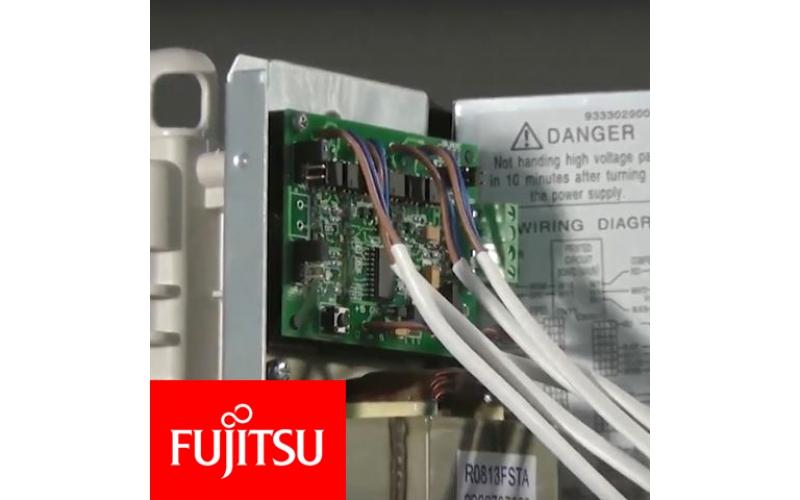 Модуль низкотемпературный для кондиционеров Fujitsu KH-Winter Cool-30WC-1 для кондиционеров (только холод до - 30)