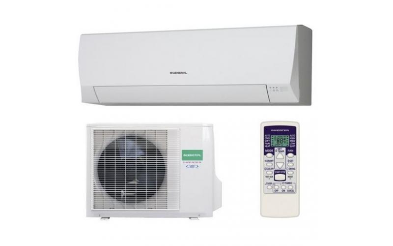 Сплит-система General серии Eco3 Inverter ASHG07LLCC/AOHG07LLCC