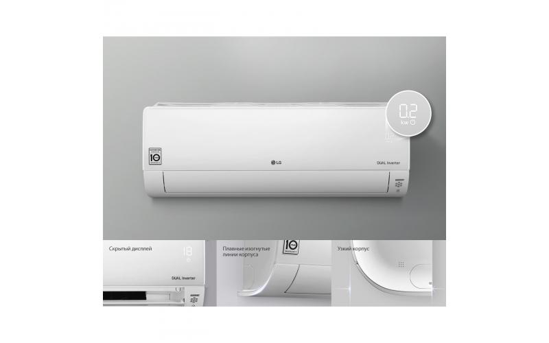 Сплит-система LG Evocool DC09RT